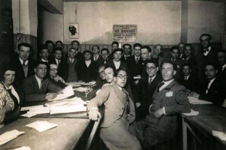 Conferencia de la Izquierda Comunista de España. Madrid, marzo de 1932