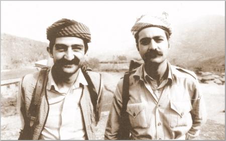 au Kurdistan en 1983