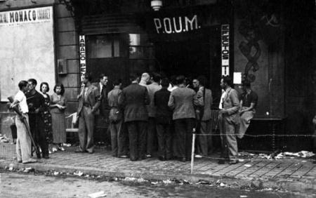 POUM - local 1936