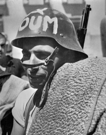 POUM - Militant août-sept 1936