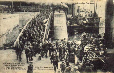 Grève des dockers de Anvers (1907)