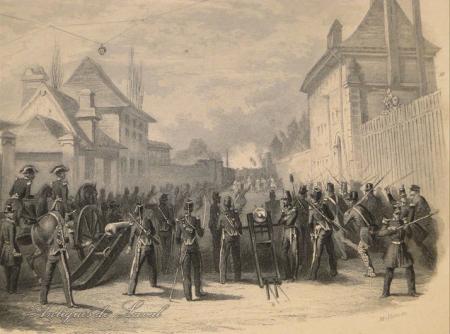 gravure-barricade-saint-julien-rouen-revolte-1848-19e