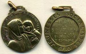 medaille-jeunes-sfio-espagne