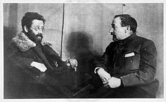martov et dan 1917