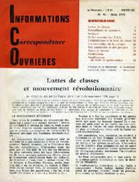 ICO (mai 1970)
