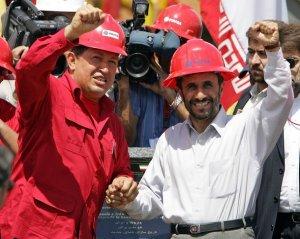 chavez-ahmadinejad-petrole