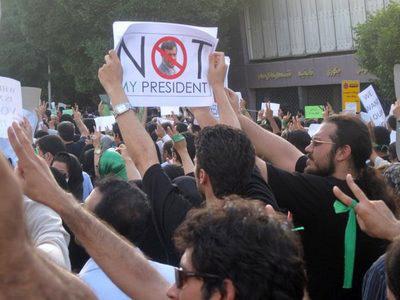 Aujourd'hui encore, en Iran