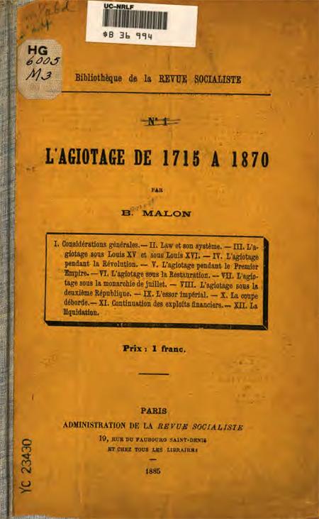 agiotage