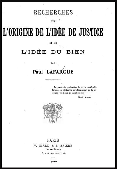 lafargue-rech1900