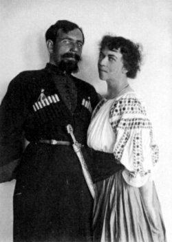 Dybenko et Kollontaï