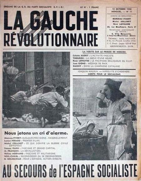 GR du 10 octobre 1936