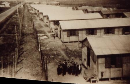 Camp de concentration pour Tsiganes de Montreuil-Bellay (France)