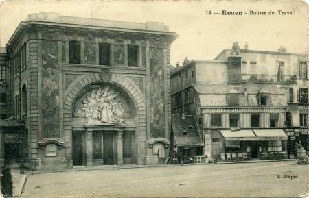 Rouen - Bourse-du-Travail