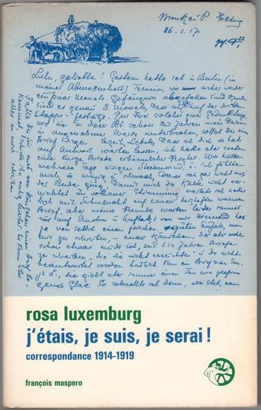 Luxemburg - correspondance II