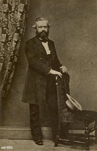 Marx 1861