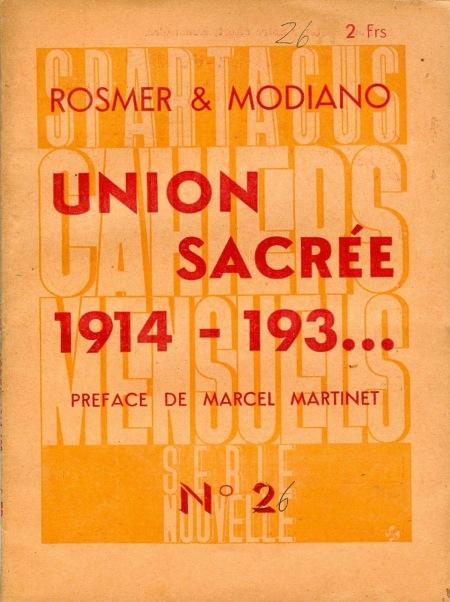 modiano_unionsacree