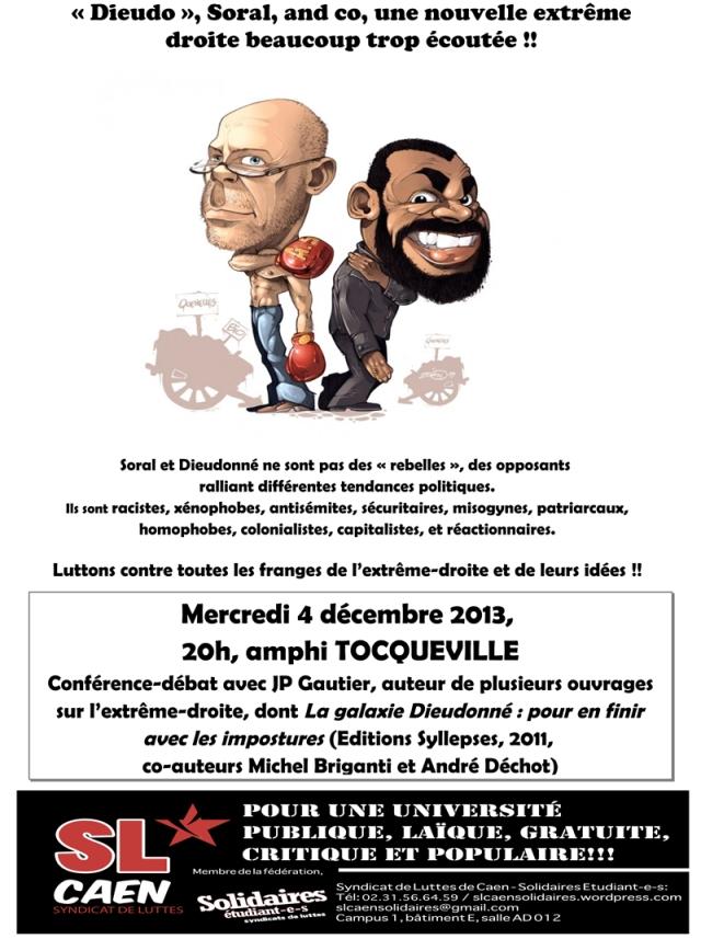 Dieudo Soral affiche