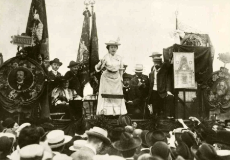 rosa discours 1907