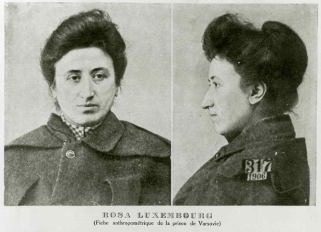 rosa en prison 1906