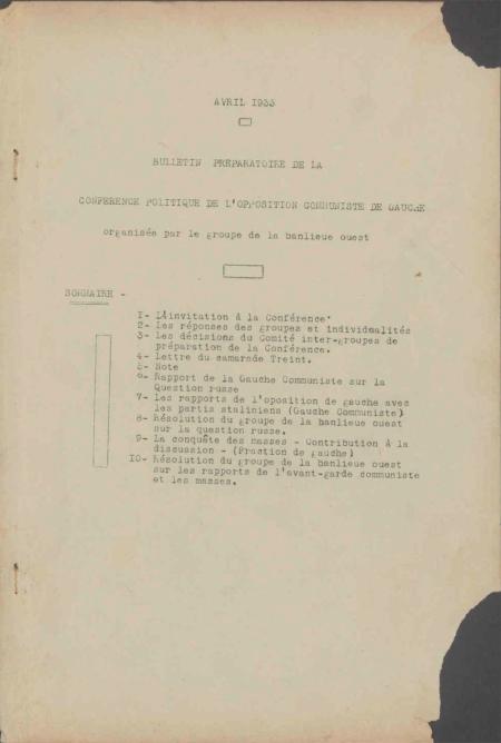 bulletinconf1933-1