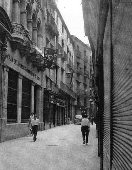 local del POUM en Lleida