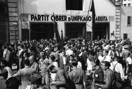 POUM (2) - Barcelone août 1936