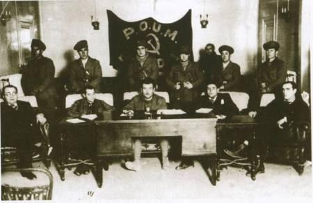 POUM (21) - comité-militar-poum-josep-rovira