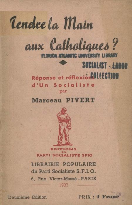Pivert - Tendre la main-1