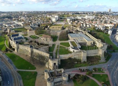 Caen - château