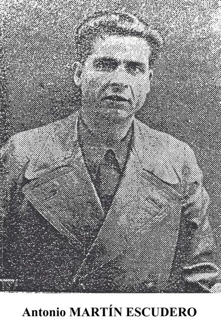 Antonio Martin - le Durruti de la Cerdagne