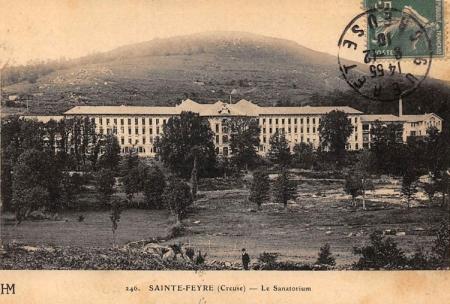 sanatorium ste-feyre