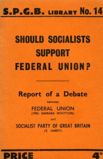 should_socialists_support_federal_union_br