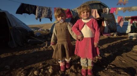 Sinjar-refugees