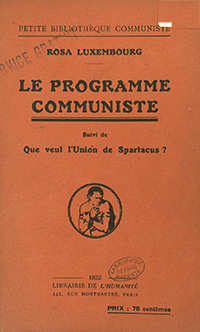 be3d1def La Bataille socialiste   libertarian marxist archives (mostly in ...